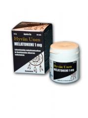 Hyvän unen Melatoniini 1 mg 30 tabl
