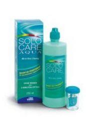 SoloCare Aqua piilolinssineste 360 ml