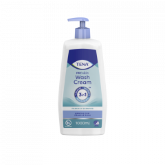TENA PROSKIN WASH CREAM PESUVOIDE, PUMPPUPULLO  1000 ML